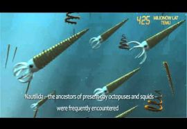Embedded thumbnail for From the seabed to the deposit - How the shale gas formed
